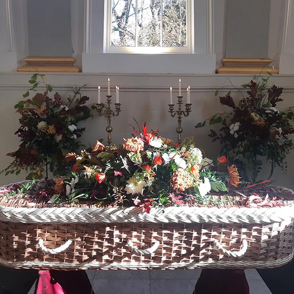 Yorkshire Funeral Celebrant
